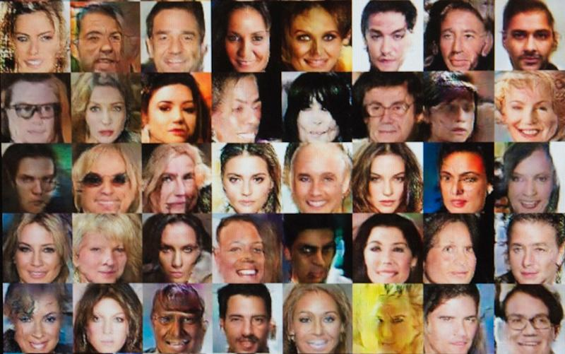 Facial recognition technology is becoming increasingly accurate - JULIAN SIMMONDS