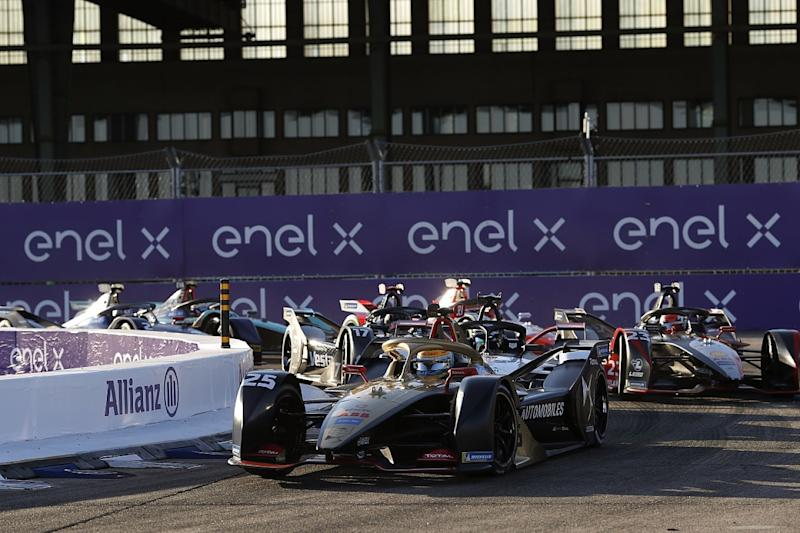 Da Costa victorious in opening Berlin FE race