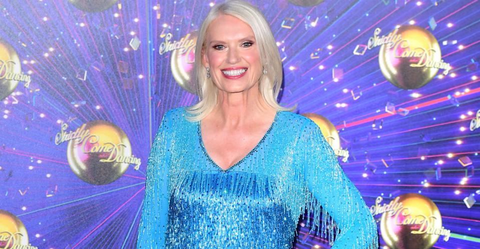 Anneka Rice sparked a frenzy when she appeared on This Morning with Kevin Clifton (Photo by Ian West/PA Images via Getty Images)