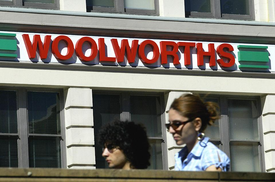 Woolworths closed it's doors in November 2008. [Photo: Getty]