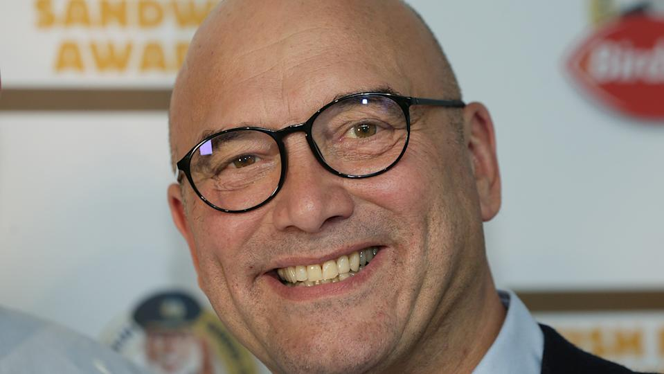 Gregg Wallace says losing everything is strangely liberating (Image: Getty Images)