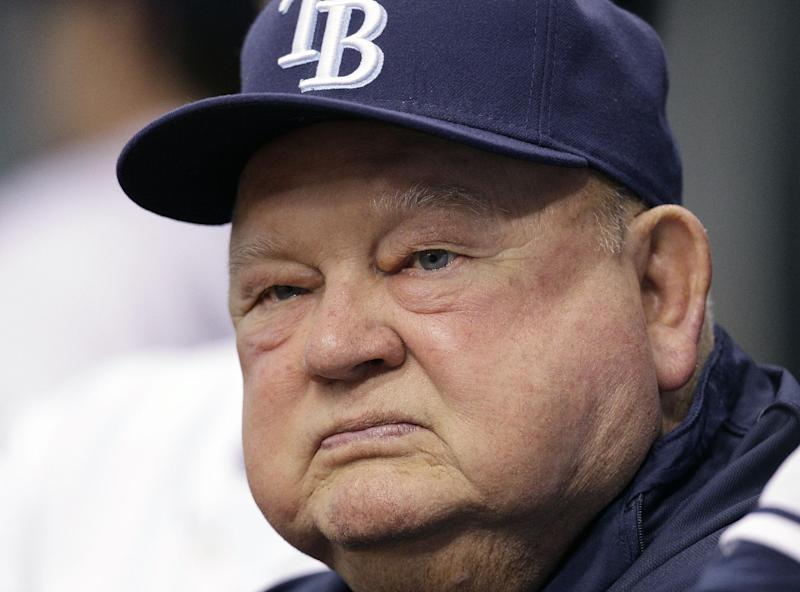 Rays have moment of silence for Don Zimmer