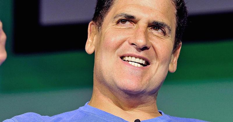 These guys cold-emailed Mark Cuban and got a half-million-dollar investment in their start-up