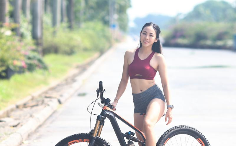 Singapore #Fitspo of the Week: Felicia Ong (PHOTO: Cheryl Tay)