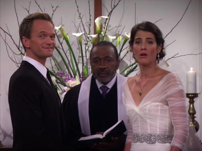 Barney and Robin faced complications from the start of their relationship.