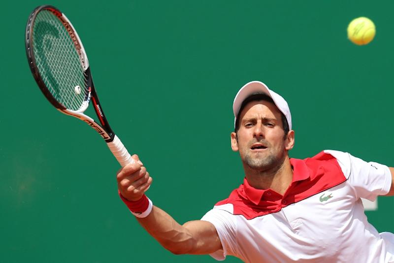 Djokovic Disappointed But Encouraged By Monte-Carlo Run