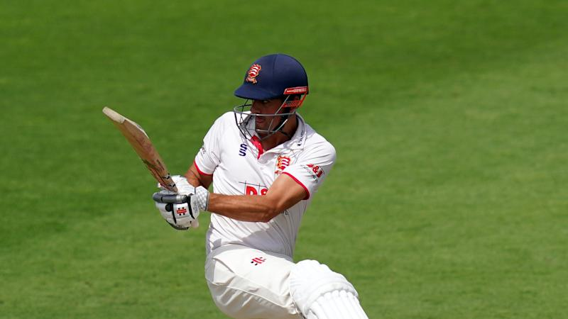 Essex lose 100 per cent record as rain forces draw with Hampshire