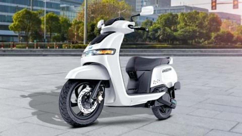 TVS iQube e-scooter to be sold in 20 more cities