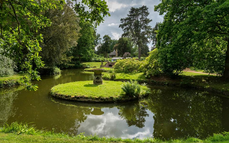 Swiss Gardens at Shuttleworth - Andrew Crowley