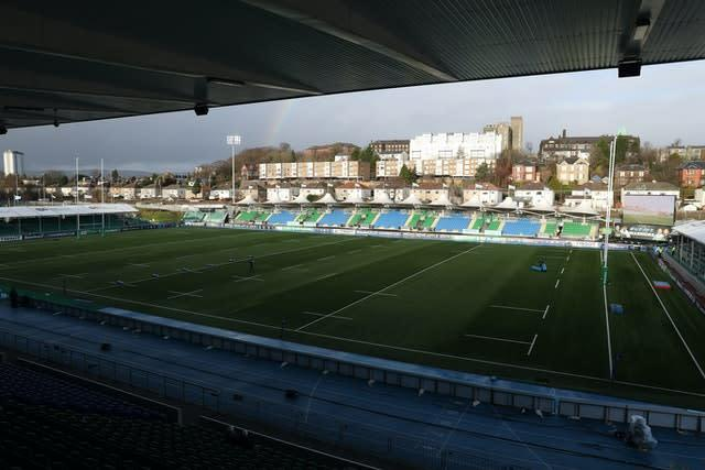 Glasgow's Scotstoun Stadium (PA)