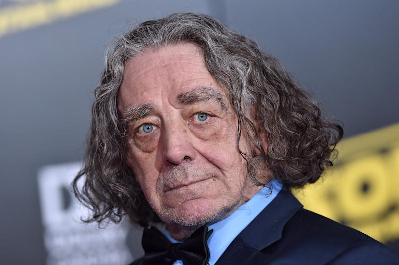 "Actor Peter Mayhew, who played Chewbacca in the ""Star Wars"" series, died April 30, 2019 at the age of 74."
