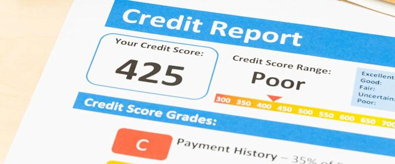 Poor credit can get in the way of finding a home, job or car