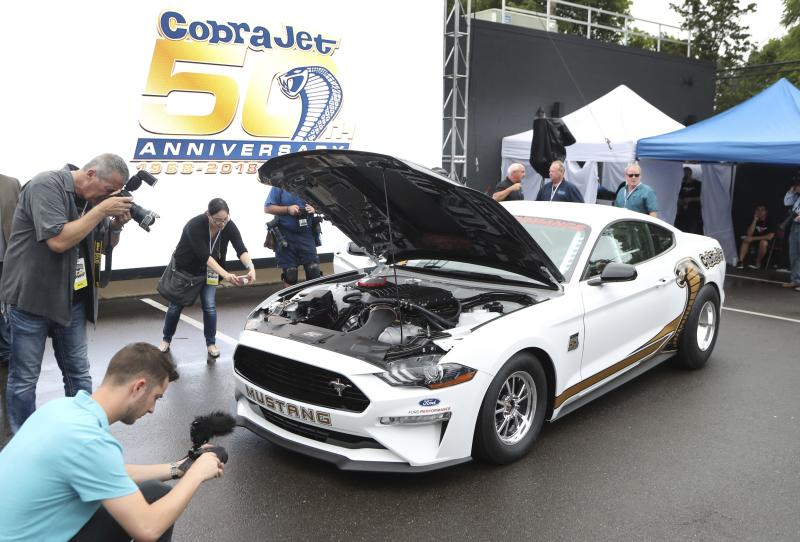 Sales Drop Could Be Sign Of Peril For American Muscle Cars