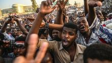 Sudan protesters keep up campaign for civilian rule