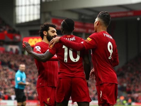 Liverpool are poised to win the Premier League title (Getty Images)