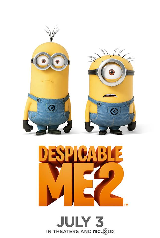 "Universal Pictures' ""Despicable Me 2"" - 2013"