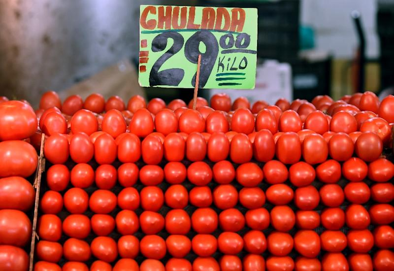 USA starts collecting tariffs on Mexican tomatoes