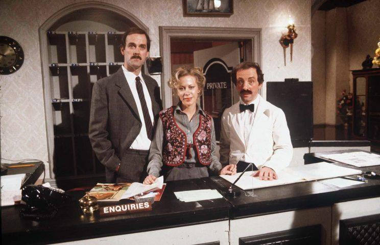Fawlty Towers has been the centre of a 'cancel culture' storm.