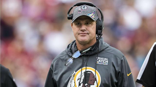 After he was fired by the Washington Redskins early in the 2019 season, Jay Gruden is eager to return to a coaching role in the NFL.