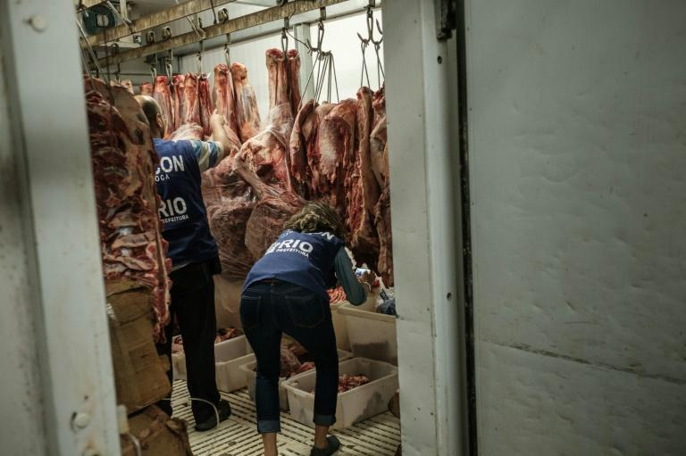 Rio de Janeiro's municipal inspectors normally conduct unannounced raids three days a week, but since the scandal broke, they've been making inspections every day, focusing on meat