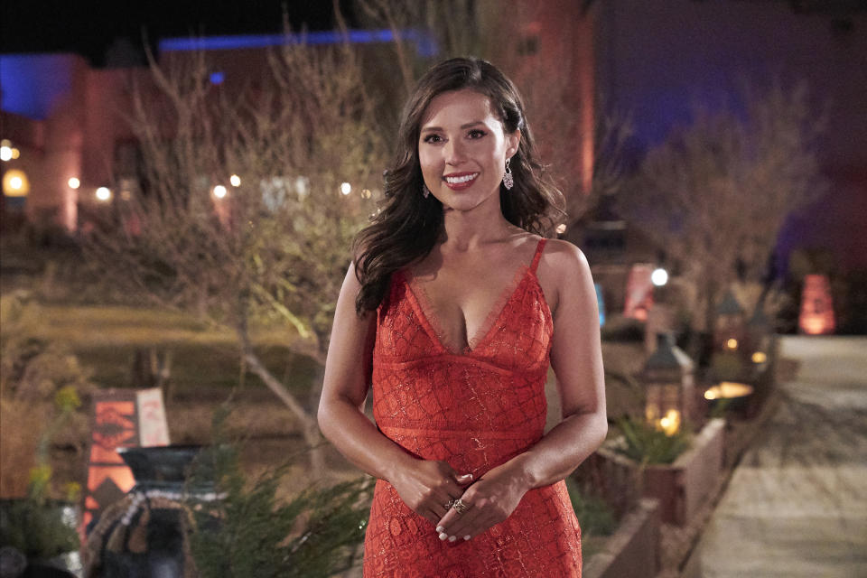 Katie Thurston sets off on her journey to find love with her charm, wit and sex-positive attitude that fans fell in love with during her time on