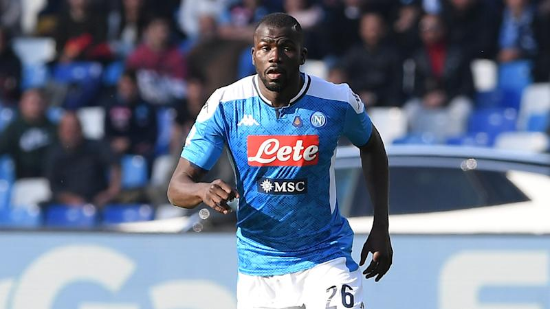 Koulibaly? Ask Man Utd, Man City or PSG – Napoli president De Laurentiis