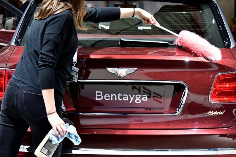 Bentley and McLaren laid off thousands of workers as the virus outbreak began last year -- only for Bentley to book record sales of 11,000 units driven by the 200,000-euro Bentayga SUV.