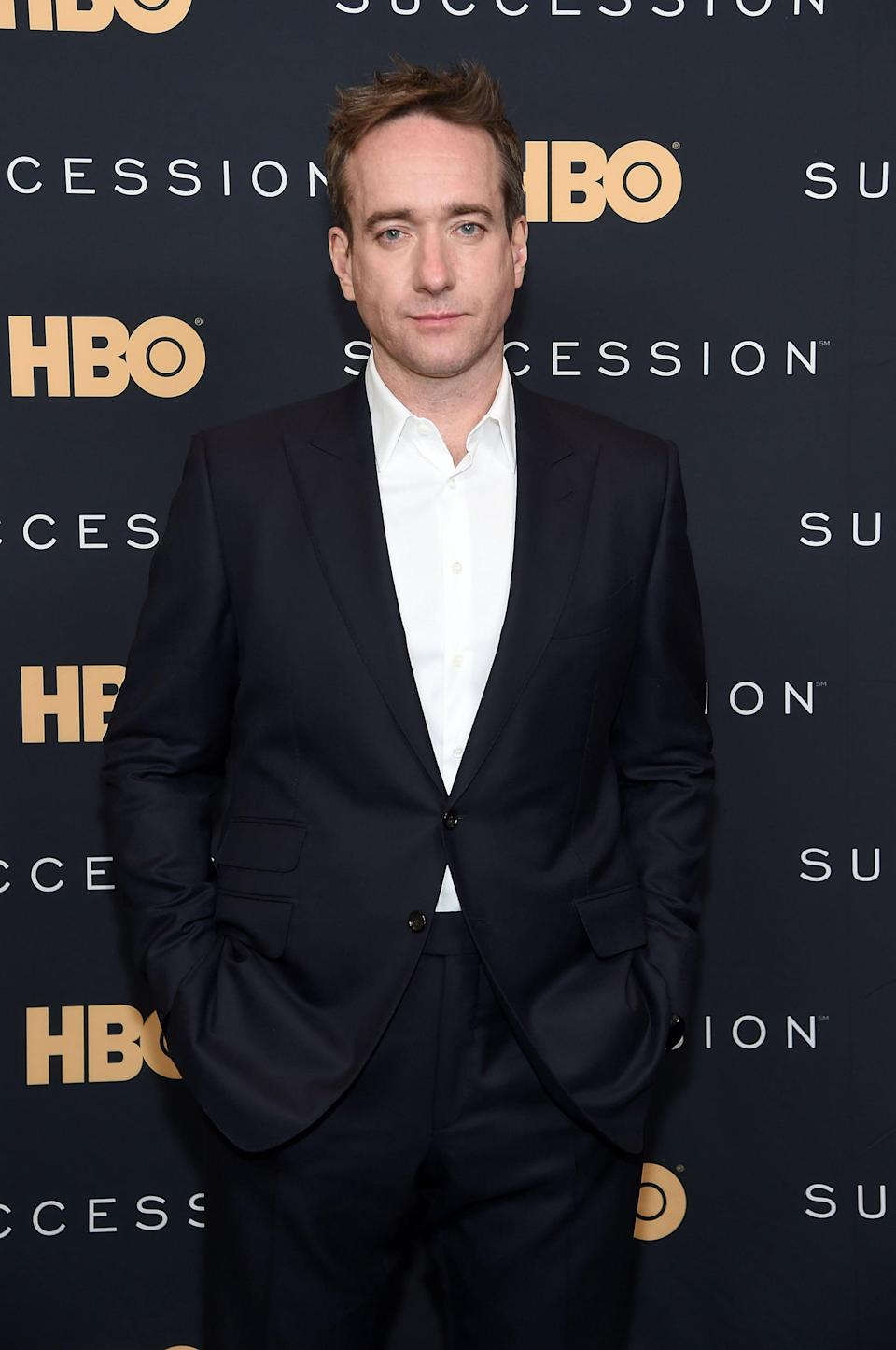 <p>We'll be seeing more of Macfadyen in his role as Shiv's husband, Tom.</p>
