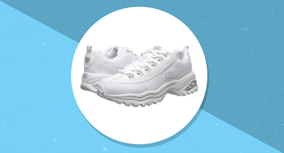 On your feet all day? These sneakers are the 'only shoes' for active jobs according to over 1,200 reviews 1