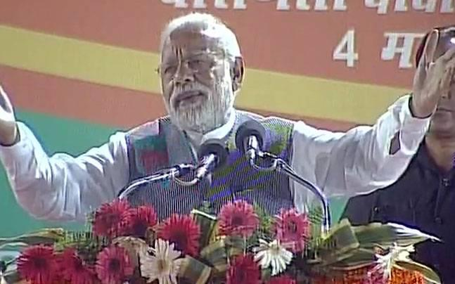 Battleground UP: Want to bring back Kashi's glory, says PM Modi in Varanasi