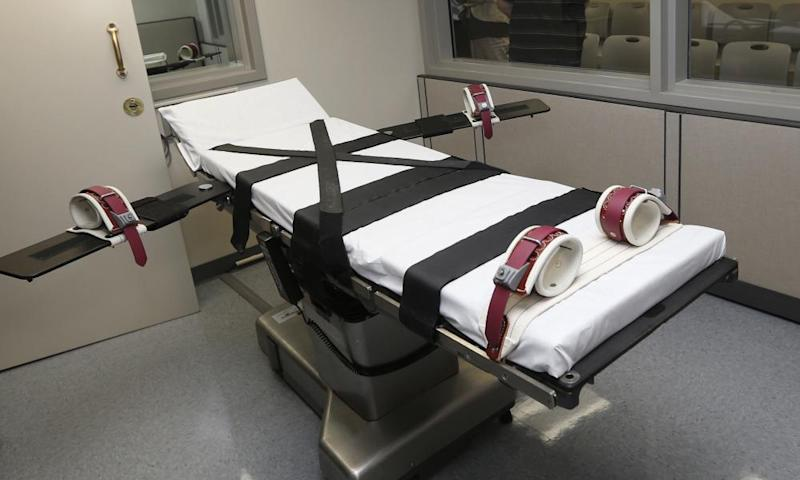 The governor had initially intended to execute as many as eight prisoners in 11 days.