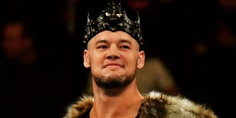 WWE's King Corbin on why he's happy to be hated by fans on social media