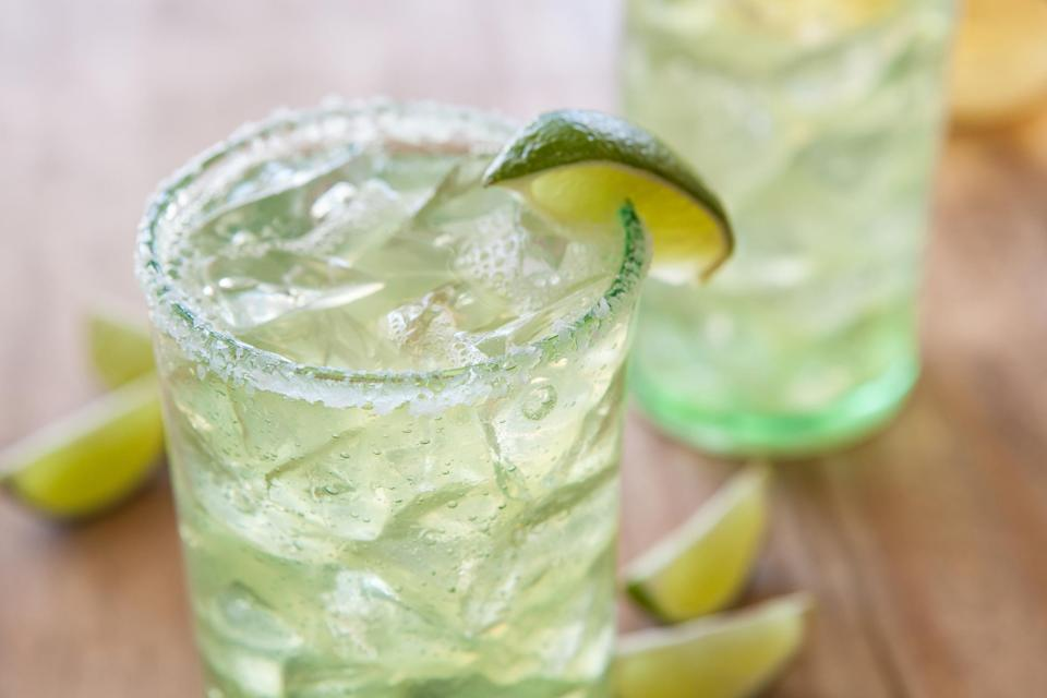 Swap your summer Margarita for a Moscow Mule [Photo: Getty]