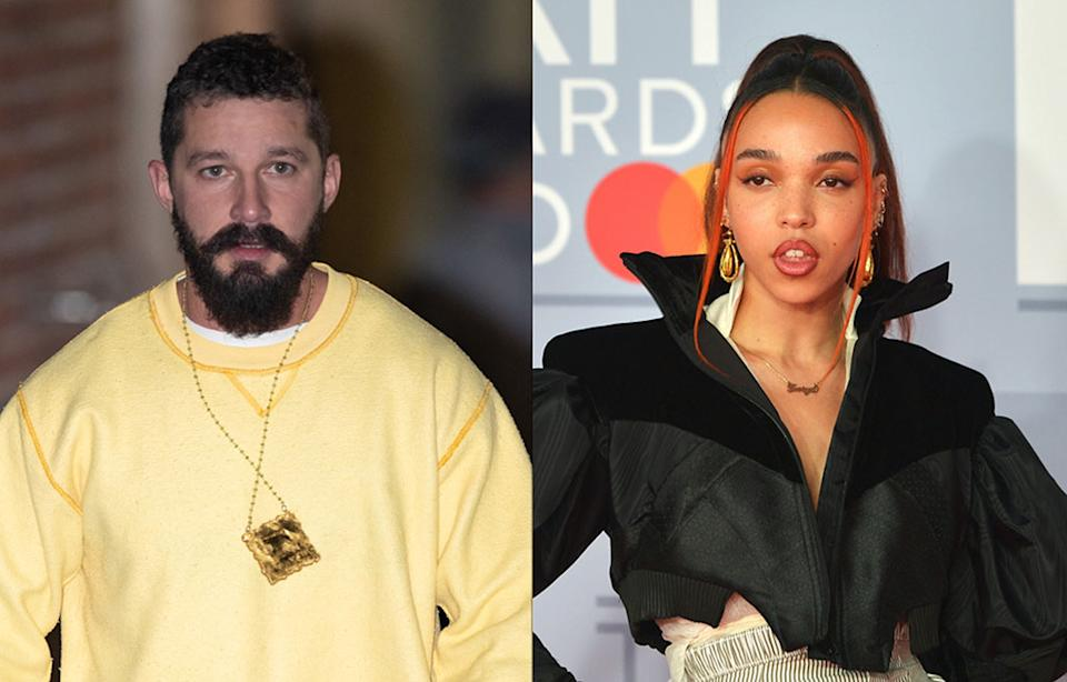 Shia LaBeouf sued by FKA twigs for alleged abuse.
