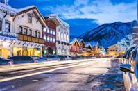"""<p>Leavenworth doesn't resemble a Bavarian city by accident — it was <a href=""""https://www.npr.org/templates/story/story.php?storyId=94105716"""" rel=""""nofollow noopener"""" target=""""_blank"""" data-ylk=""""slk:made specifically to evoke Germany feels"""" class=""""link rapid-noclick-resp"""">made specifically to evoke Germany feels</a> for a tourism boost back in the 1960s. The small town, nestled below the Cascade Mountains, is full of charming Alpine-style buildings, Germany-inspired food halls with German beer and brats, and a nutcracker museum. There are also Oktoberfest celebrations (although they are cancelled for 2020), along with plenty of skiing and hiking. </p>"""
