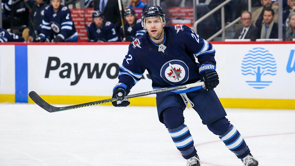 Winnipeg Jets forward Mark Letestu has been diagnosed with Myocarditis and will miss at least the next six months. (Getty)