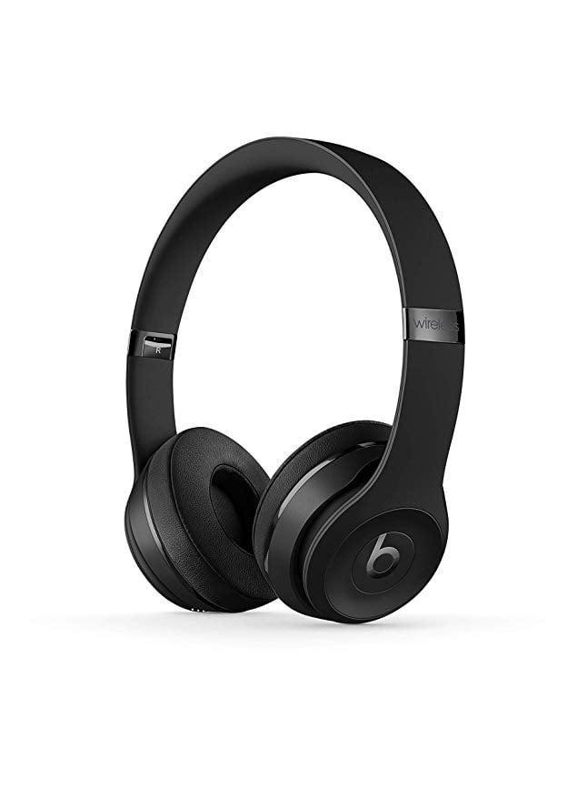 <p>If you need silence when you study, reach for these <span>Beats Solo3 Wireless On-Ear Headphones</span> ($200).</p>