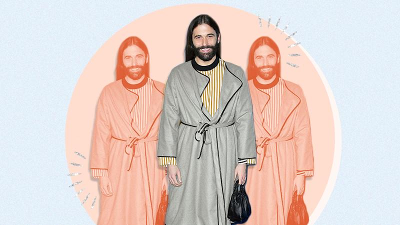 How Jonathan Van Ness Maximizes Downtime to Keep His Energy Up