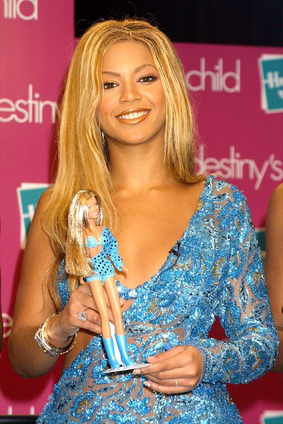 <p>In the late 1990s and early 2000s, the world knew Beyonce as the lead singer of Destiny's Child. Before she became half of one of Hollywood's biggest power couples, she was just Bey. And while she has always been a superstar, she wasn't what she is today. </p>