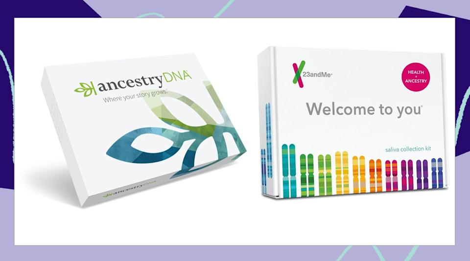 If you've always wanted to try out a DNA kit, here's your chance. (Photo: HuffPost )