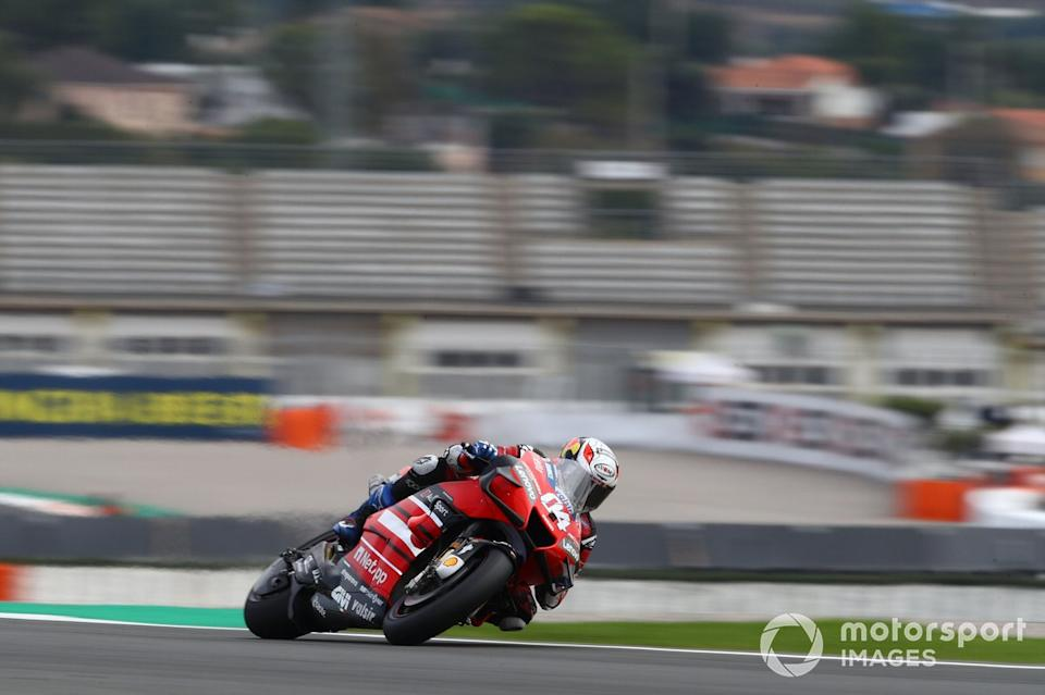 """Andrea Dovizioso, Ducati Team<span class=""""copyright"""">Gold and Goose / Motorsport Images</span>"""