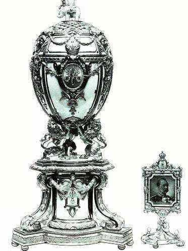 Jubilee by Fabergé, (Sumber: wikipedia commons)