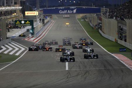 Formula One - Bahrain Grand Prix