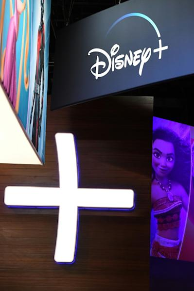 Disney's new video platform Disney+ will launch November 12