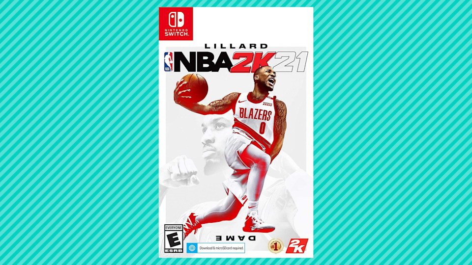 At 80 percent off, grabbing this game is the unguarded layup of the retail universe. (Photo: Amazon)