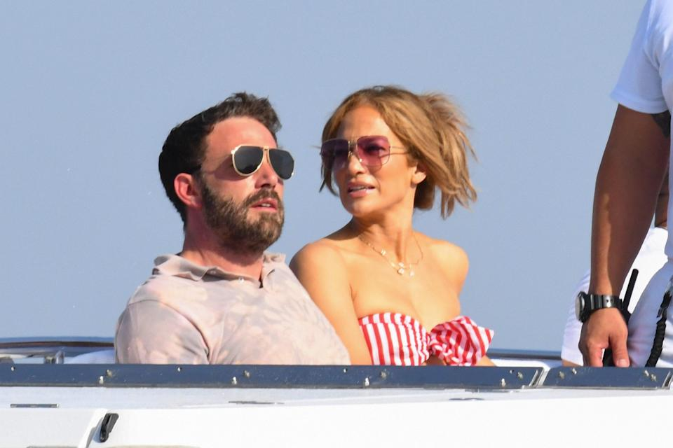 """<h1 class=""""title"""">Celebrity Sightings In Europe - July 28, 2021</h1><cite class=""""credit"""">Getty</cite>"""
