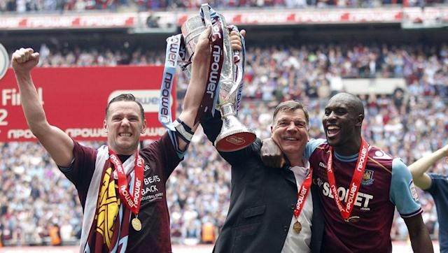 <p>West Ham were actually relegated from the top flight in the final year of the old First Division era and returned to the newly renamed Premier League for its second season after earning their promotion in 1993.</p> <br><p>In terms of being relegated from the Premier League itself, the Hammers took two seasons to return after dropping down a level in 2003, but bounced straight back via the Championship playoffs in 2012 when Sam Allardyce was in charge.</p>