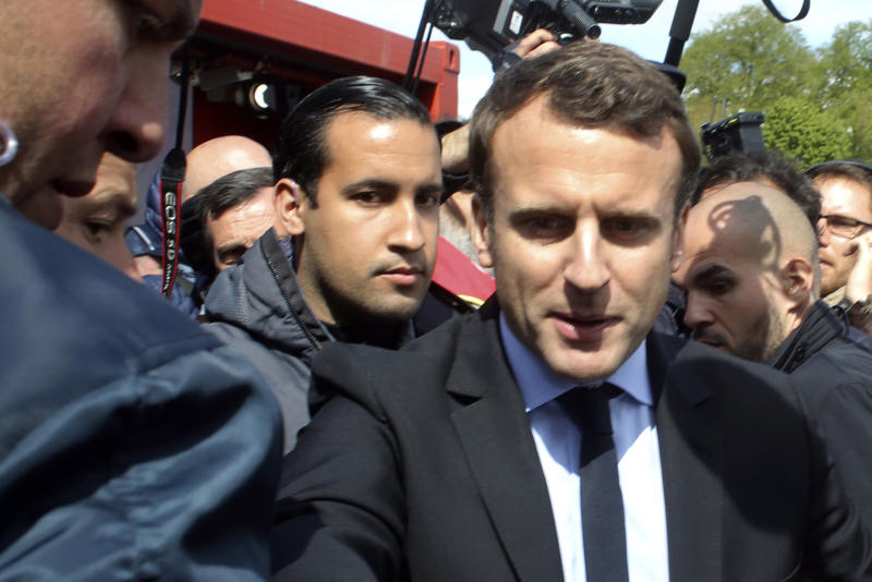 Heat Rises on Macron as Security Aide Scandal Upends Parliament