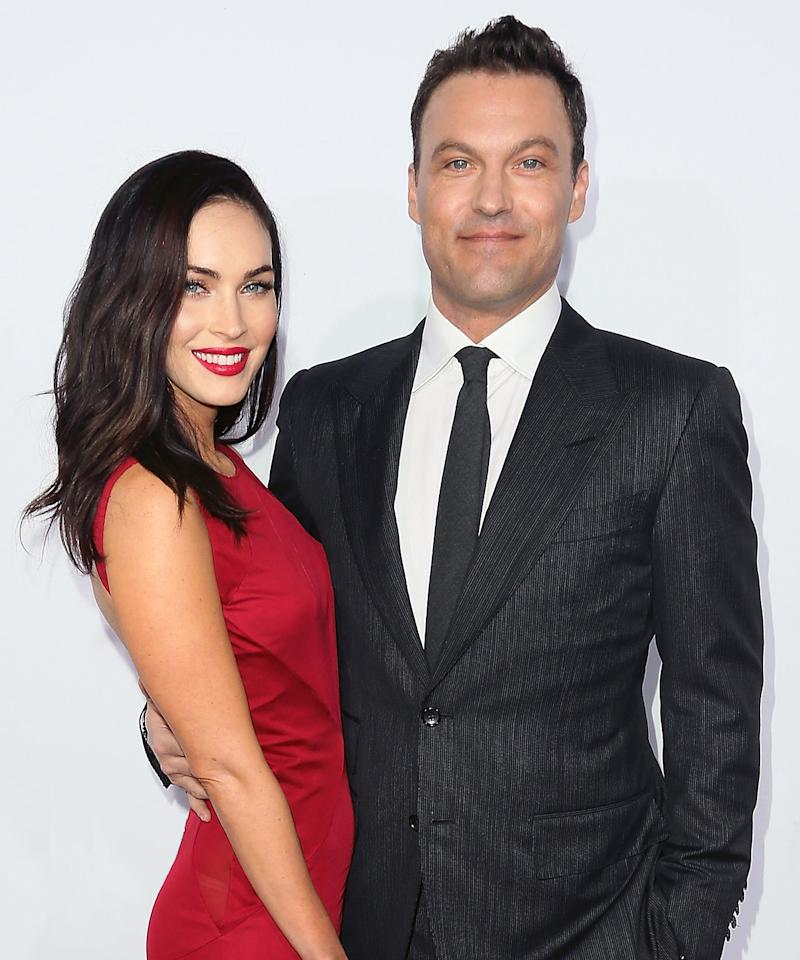 Megan Fox and Brian Austin Green Welcome Baby No  3—Find Out His