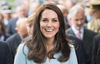 """<p>Kate Middleton's life seems like a fairytale now, but at the beginning of her Cinderella story, the future Duchess of Cambridge was working jobs just like the rest of us. According to <em><a href=""""https://www.marieclaire.com/celebrity/a22767425/kate-middleton-had-these-two-very-normal-jobs-before-she-became-a-royal/"""" rel=""""nofollow noopener"""" target=""""_blank"""" data-ylk=""""slk:Marie Claire"""" class=""""link rapid-noclick-resp"""">Marie Claire</a></em>, Kate worked for her family's party supply company, Party Pieces, and was an accessories buyer with British retailer Jigsaw. </p>"""